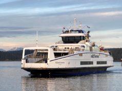 island class vessel, BC Ferries