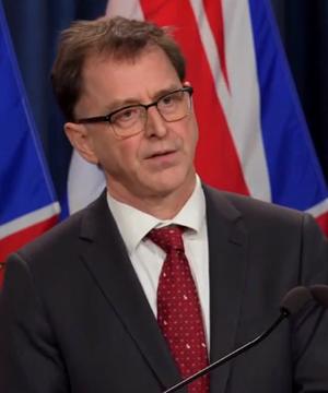Adrian Dix, Health Minister