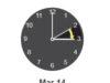 daylight savings time, 2021