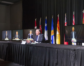 Premiers meeting, March 4 2021