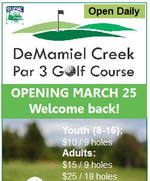 SEAPARC, DeMamiel Golf Course
