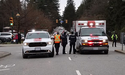 Police, north vancouver