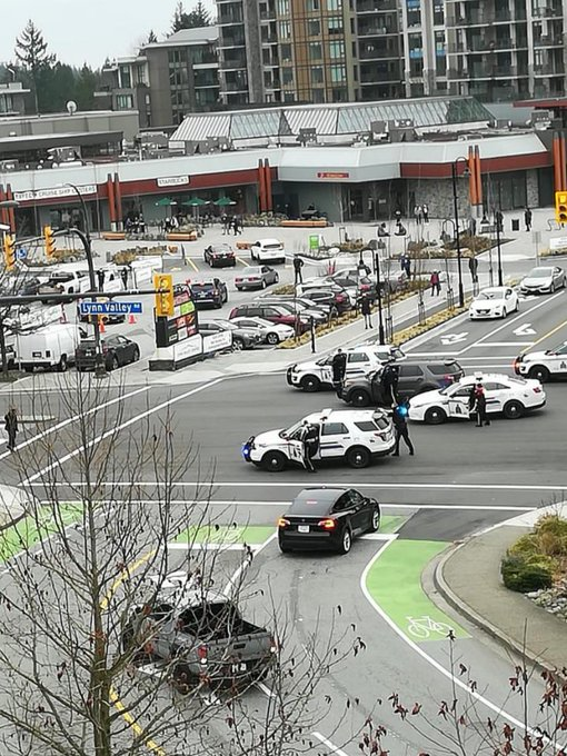 stabbing incident, North Vancouver