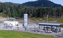 CRD, natural gas