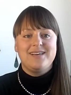 Brittny Anderson, youth advisor