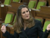 Chrystia Freeland, Finance Minister