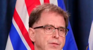 Health Minister, Adrian Dix