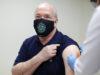 Premier John Horgan, vaccine
