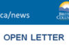 Island Health, open letter