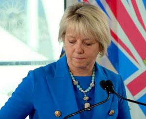 Dr Bonnie Henry