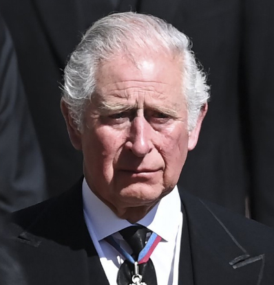 Prince Charles, father's funeral