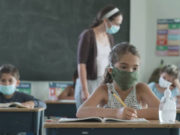 masks, school, COVID
