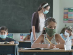 masks, school, COVID