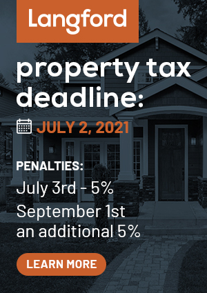 City of Langford, property tax