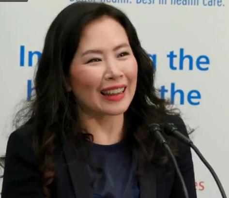 Dr Victoria Lee, Fraser Health