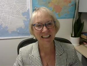Esquimalt Mayor, Barb Desjardins