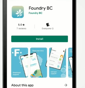 FoundryBC, app