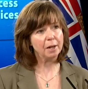 Sheila Malcolmson, Minister