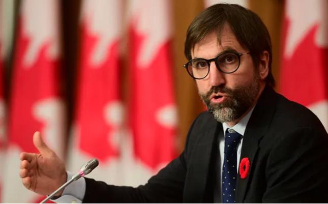 Federal Heritage Minister, Steven Guilbeault