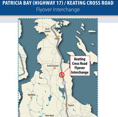 Hwy 17 Keating Cross Road Project