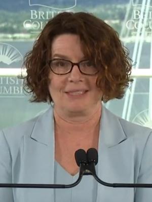 Dr Réka Gustafson, BC CDC