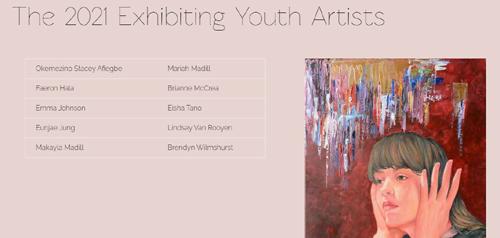 sooke fine arts, youth