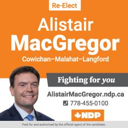 alistair macgregor, campaign 2021