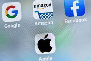 big tech, amazon, facebook