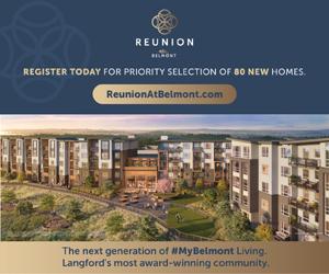 belmont, reunion, condos