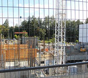 plexxis, westhills, construction