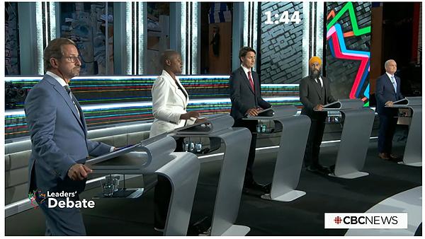 federal election, debate