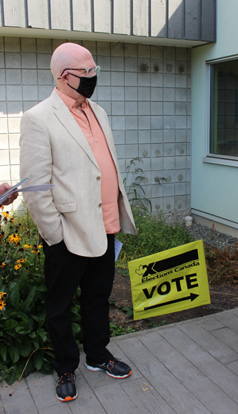 randall garrison, voting