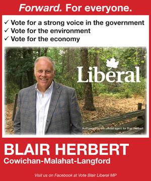 blair herbert, liberal