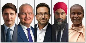 federal leaders, 2021