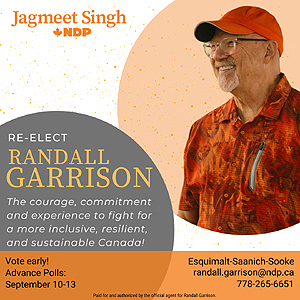 randall garrison, ndp