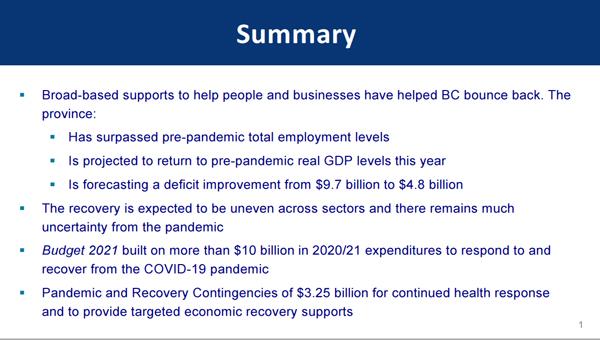 bc budget 2021