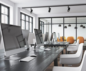 computers, office